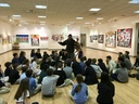 Upper School Students Visit the African American Museum of Nassau County