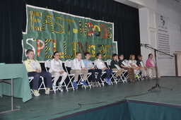The 11th Annual EWS Spelling Bee